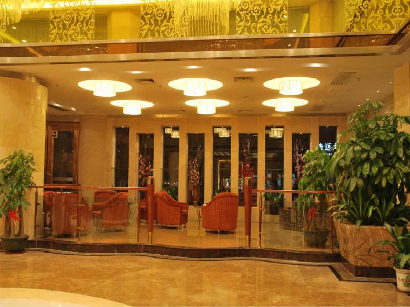 酒店休息区