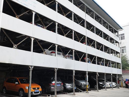 酒店停车场