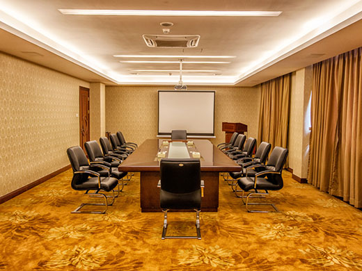酒店1号会议室