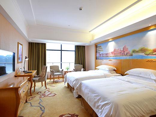 酒店豪华双床房