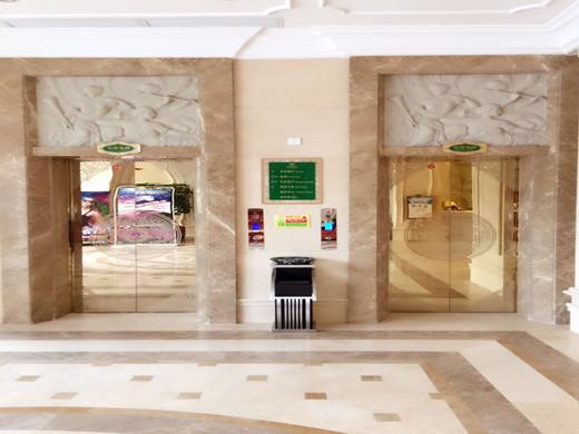 酒店电梯厅