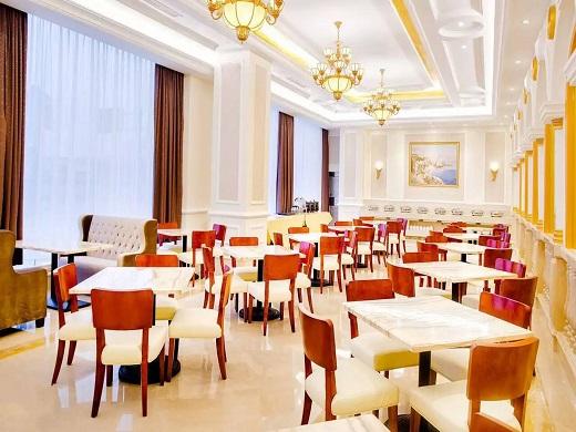 酒店设计以欧式巴洛克风格为主