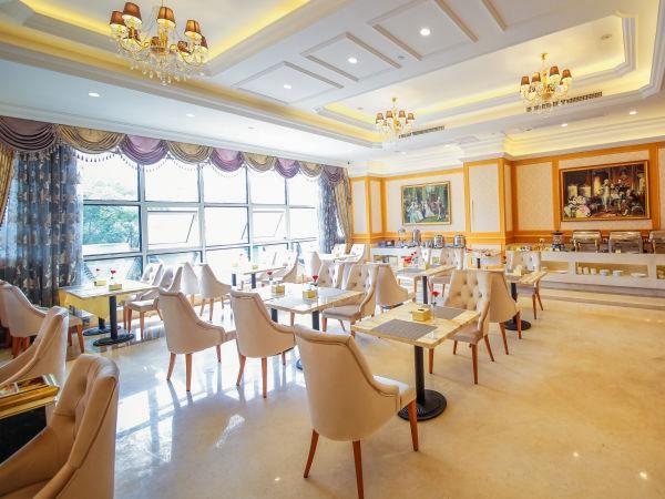 酒店早餐厅