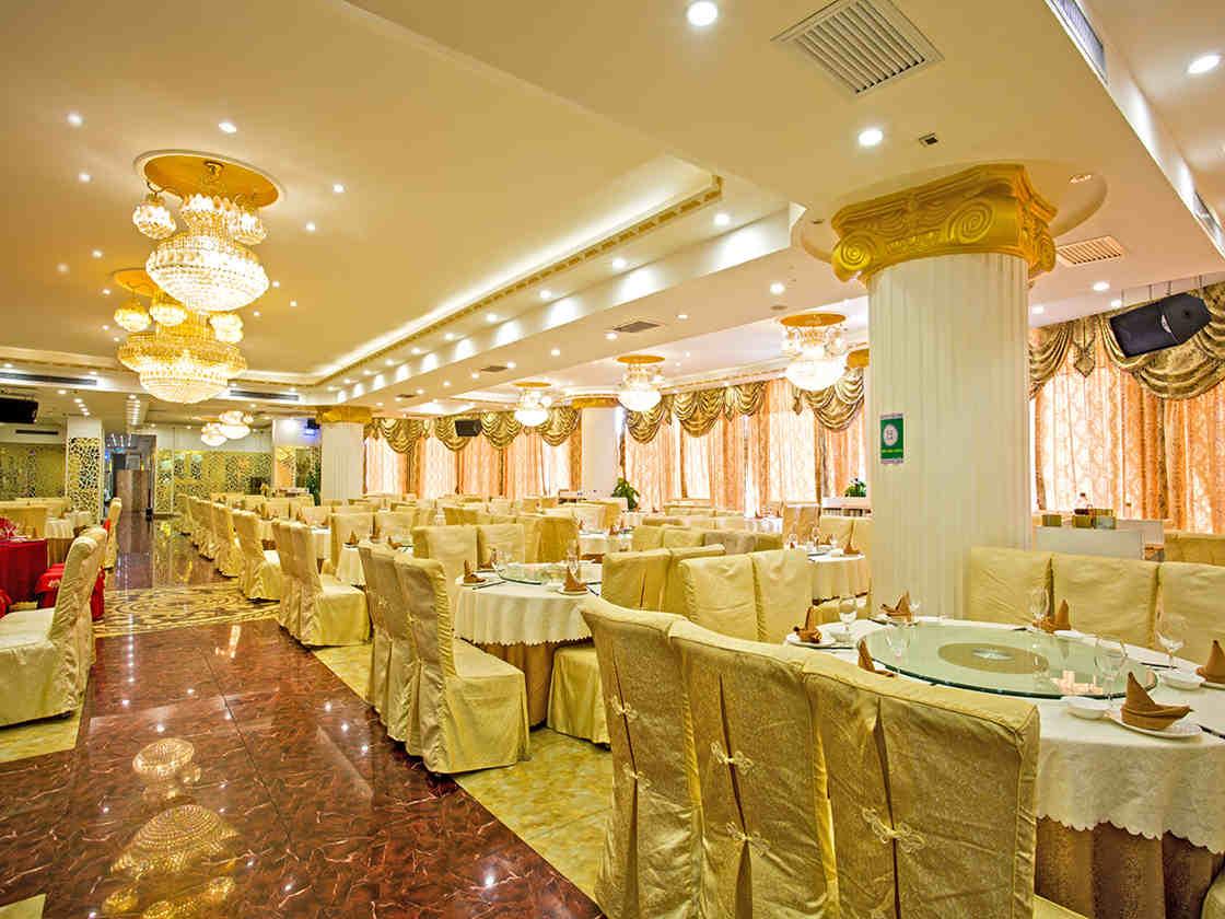 7楼餐厅大厅