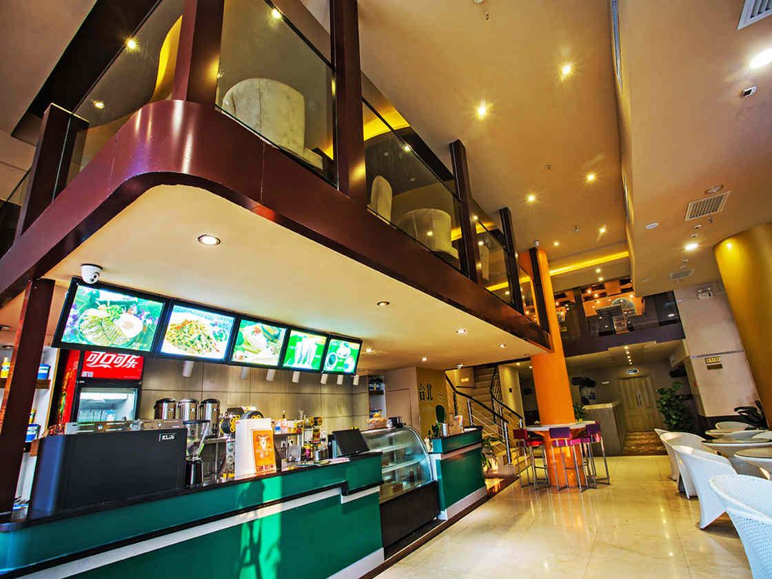 一楼咖啡厅
