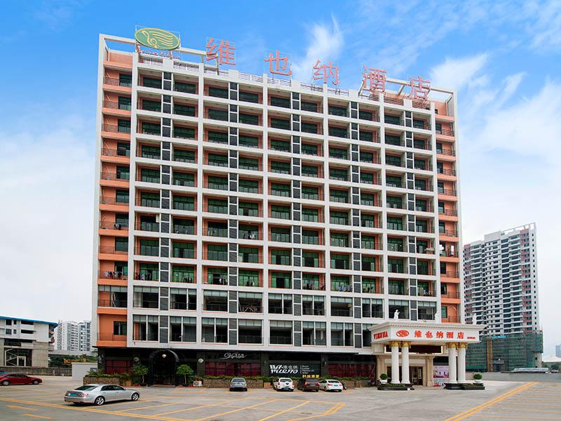 酒店全景图