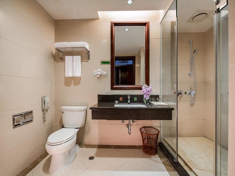 客房洗手间