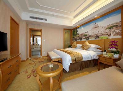 特色房型高级大床房