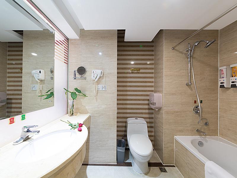 商务房卫浴