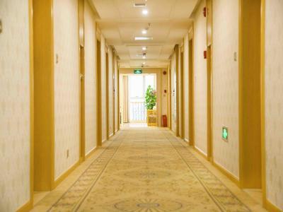 客房楼层通道
