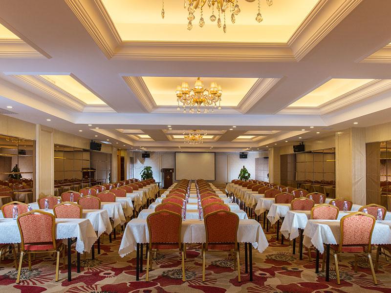 酒店会议室