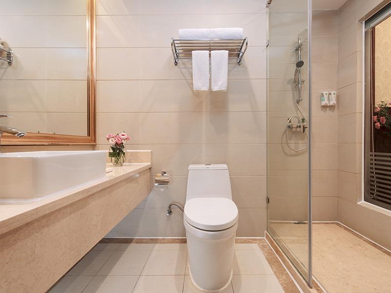 客房淋浴间