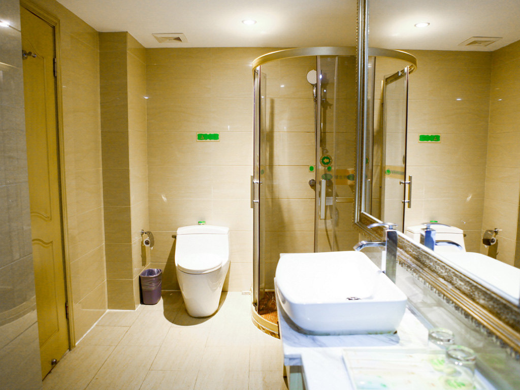 酒店洗手间
