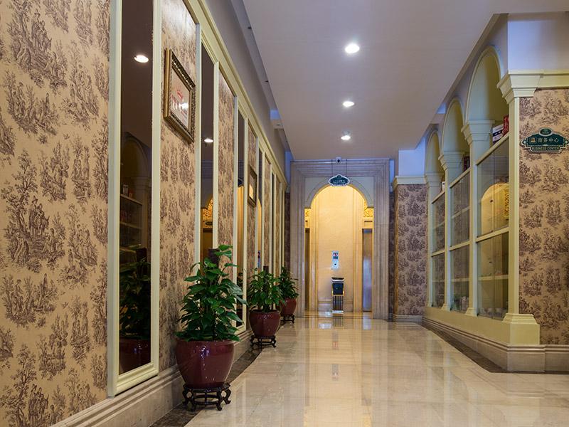 商务中心走廊