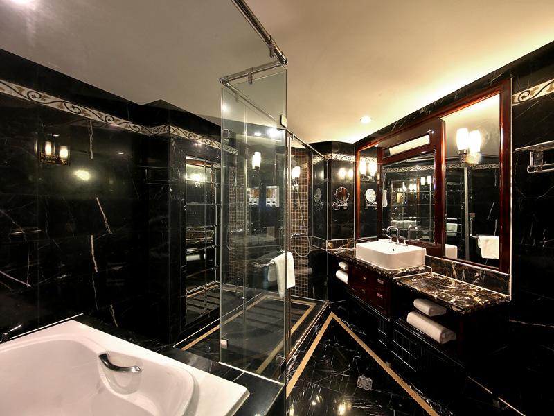 行政套房洗手间