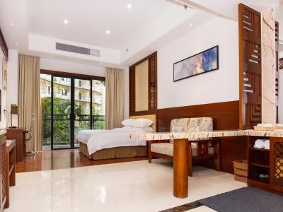 舒适景观大床房
