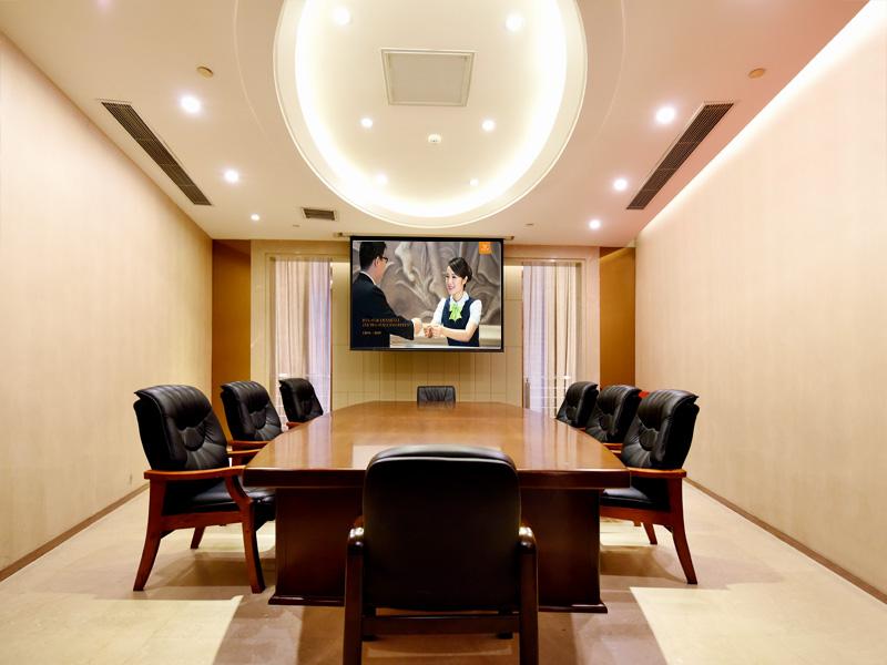 二楼小会议室