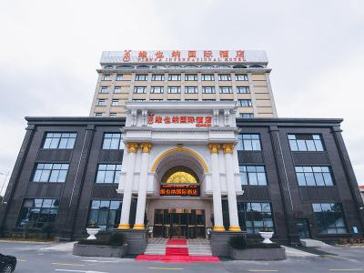 上海浦东滴水湖临港新城店