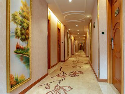 酒店客房通道
