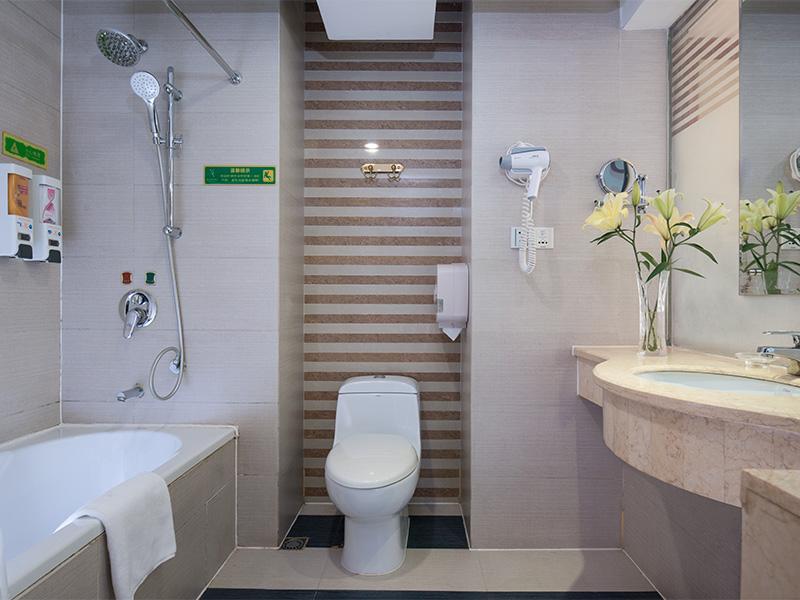 商務房衛浴