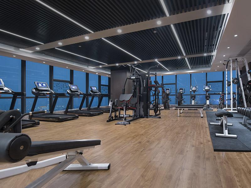 自助健身房